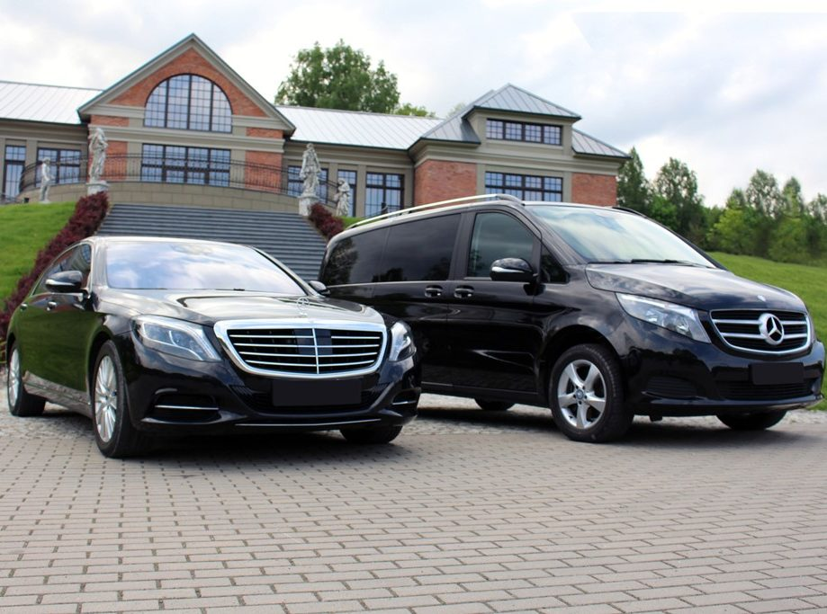 personal drivers executive transport