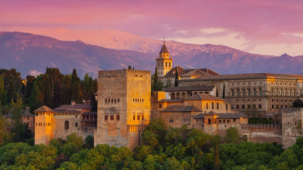 personal drivers alhambra spain tour